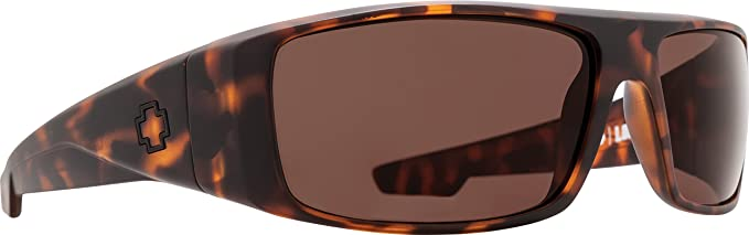 Spy Gafas de Sol Logan, Happy Bronce, 670939995865: Amazon ...
