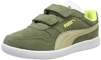 PsSneakers Mixte Icra Sd Enfant Puma Trainer V Basses SUjLqMzVpG
