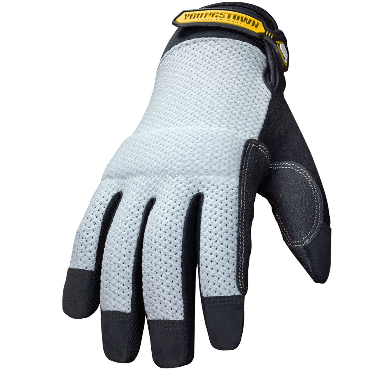 Caulfield E26017 General Utility Plus Mesh Work Glove, XX-large 04-3070-70-XXL