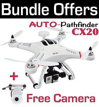 Cheerson CXHOBBY CX-20 RC Quadcopter Auto- pathfinfer RTF Drone 6 ...