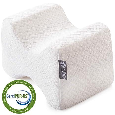 Almohada de rodilla para quienes duermen de lado - 100 ...