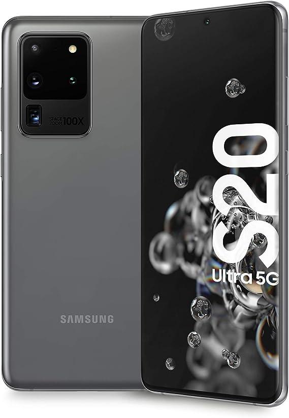 "SMARTPHONE MÃ""VIL SAMSUNG GALAXY S20 ULTRA COSMIC GRAY: Amazon.es ..."