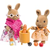 Sylvanian Families Hazel and Rhianna's Day Out
