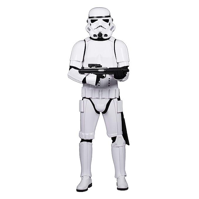 Star Wars Stormtrooper Completo Traje - REBAJADO: Amazon.es ...