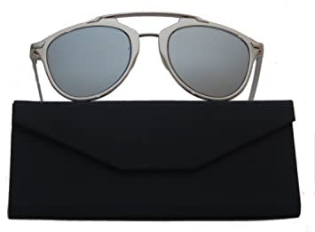 DASOON Gafas de sol reflected plata espejo unisex, categoría ...