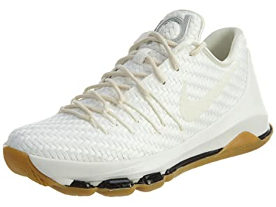 info for 0f12e ff6df Nike Kd 8 Ext Mens Sail Sail-Chrome-Black 8.5 D(M) US  Amazon.in  Shoes    Handbags
