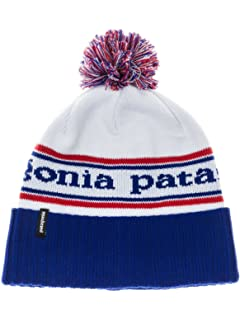 Patagonia Hats Pom Bobble Hat - Grey  Amazon.co.uk  Clothing b1b75bf63c3