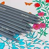 Fineliner Color Pen Set, Taotree 0.38mm Colored