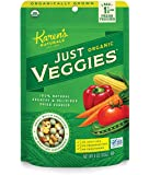 Karen's Naturals Just Tomatoes, Organic Just Veggies 4 Ounce Pouch (Packaging May Vary)