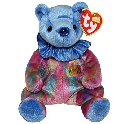 1 X Ty Beanie Babies - September the Birthday Bear: Toys & Games