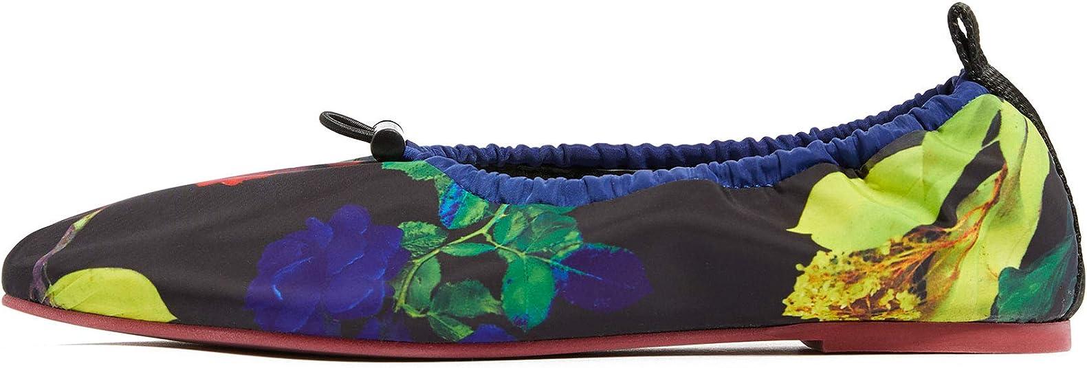 Bimba y Lola - Bailarinas para mujer Negro Negro, color Negro, talla 40: Amazon.es: Zapatos y complementos