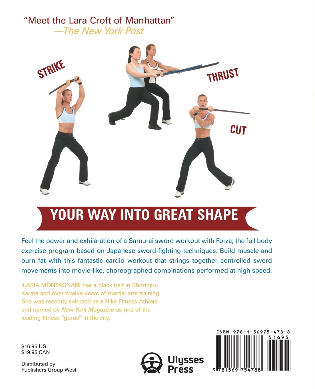 Forza The Samurai Sword Workout: Kick Butt and Get Buff with High