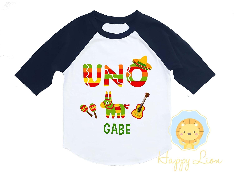 Happy Lion Clothing - Fiesta birthday shirt, Cinco De Mayo birthday shirt, Fiesta shirt, fiesta party, cinco de mayo birthday, birthday shirt, uno, fiesta birthday party