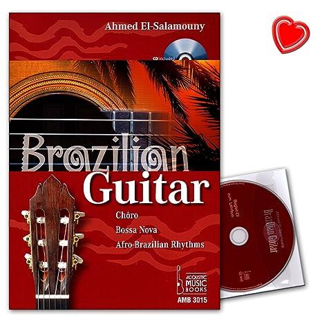 Brazilian Guitar - Guitarra Escuela de Ahmed el de sala mouny ...