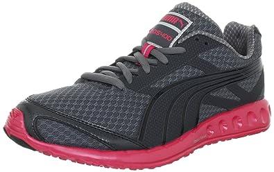 eb788ef082 Puma Damen Faas 400 Wn's Sportschuhe-Running, Grau (dark shadow-black-
