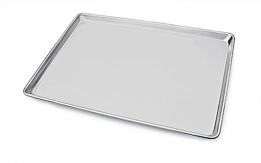 "4 Commercial Grade Aluminum Baking Cookie Bread Sheet Pan 18/"" X 26/"" Full Size"