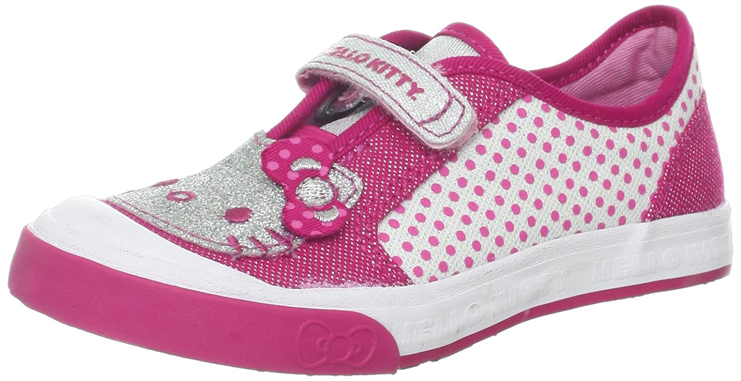 Amazon.com | Keds Hello Kitty Glittery-Kitty Sneaker (Toddler/Little Kid) |  Sneakers