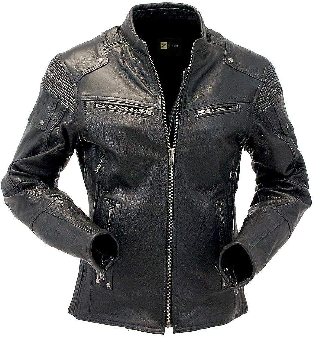 GetYouStyle Regular dealer Zealer Mens Jacket Original Designer Fashion Max 75% OFF L Black