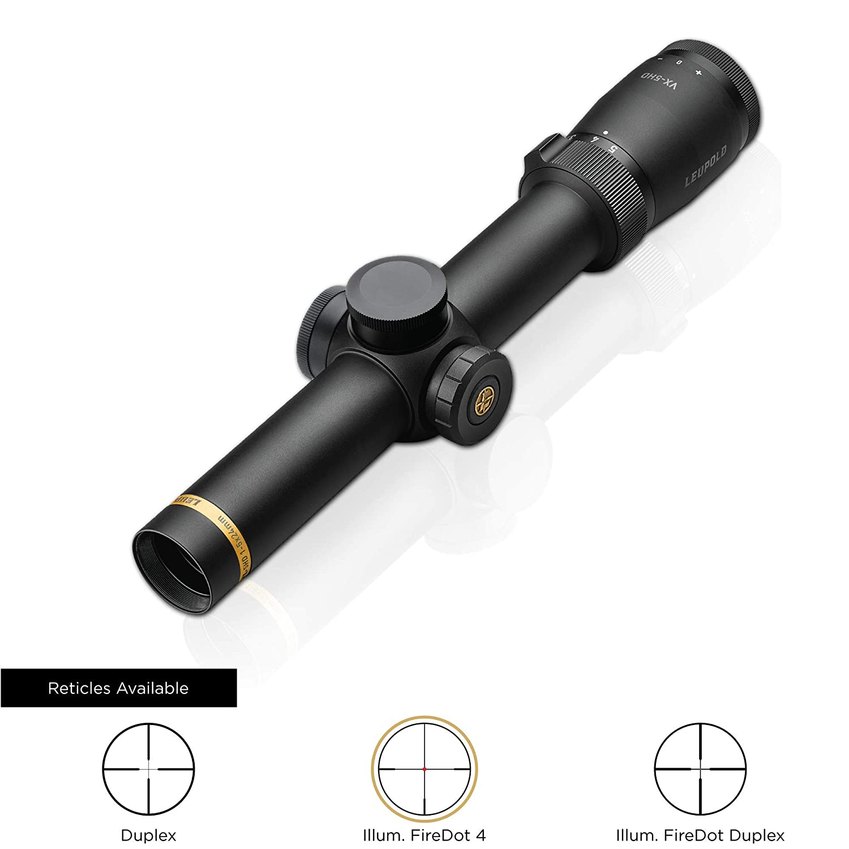 Leupold VX-5HD 1-5x24mm Riflescope