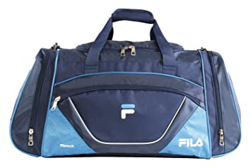 Image Unavailable. Image not available for. Color  Fila Acer Large Sport Duffel  Bag ... e9c1b30d9f15d