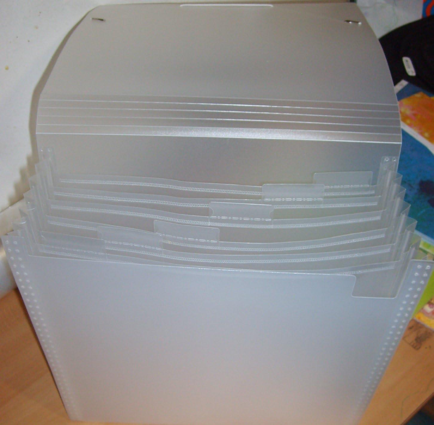 Rayher 7870500 - Cazadora para álbumes de Recortes (33 x 33 cm, 7 Compartimentos): Amazon.es: Hogar