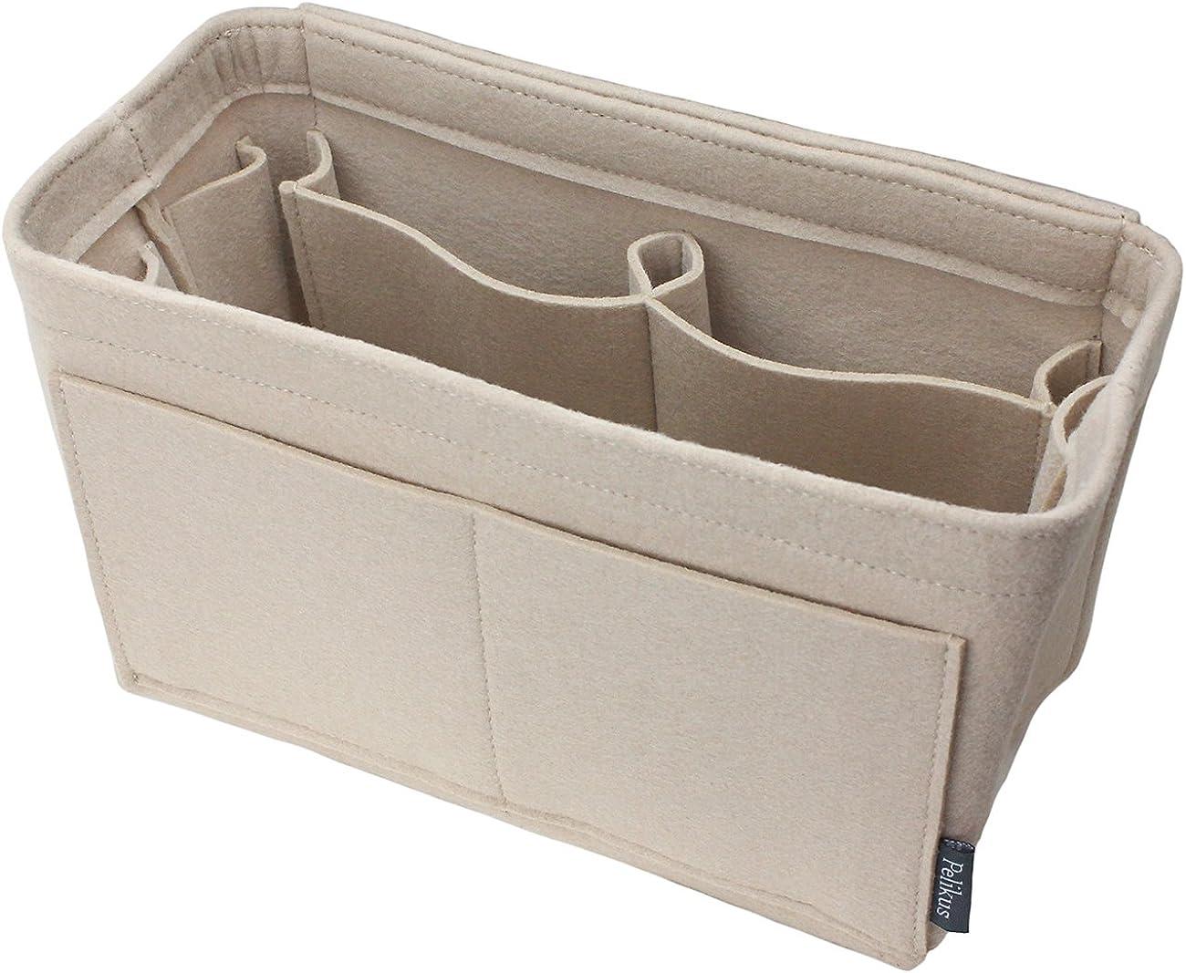 Pelikus Felt Purse and Tote Organiser Insert – Multi-Pocket Handbag Shaper