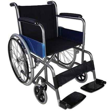 silla de ruedas autopropulsable