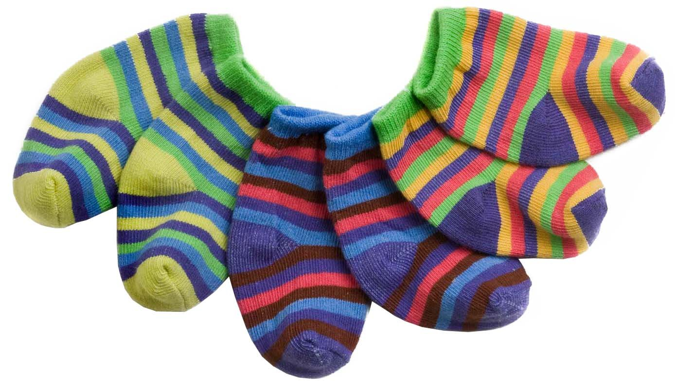 Gibson Sock-A-Teeny Set C.R Puppy Dog Tails