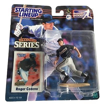 9659bb7cd3 Amazon.com: ROGER CEDENO / HOUSTON ASTROS 2000 MLB Extended Series ...