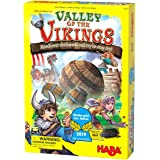 HABA Valley of the Vikings - Knock Down Barrels & Collect (or Steal) the Most Gold! - 2019 Kinderspiel des Jahres…