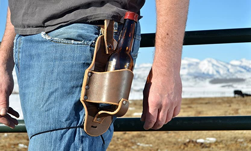 Personalized Beer Holster