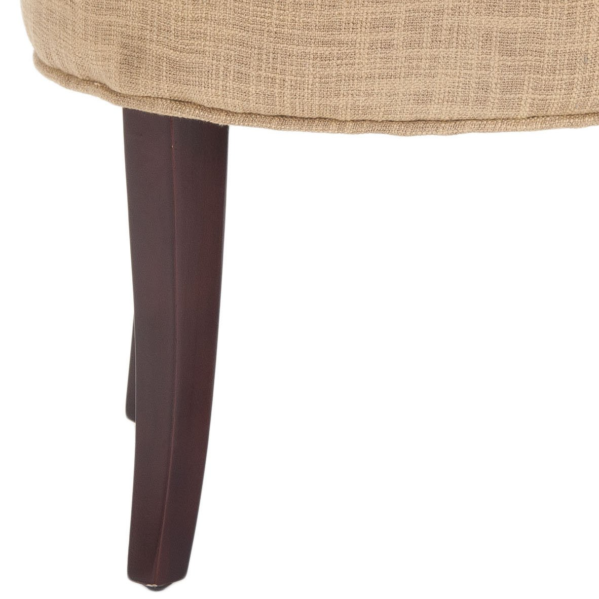 Amazon: Georgia Vanity Stool, Gold: Kitchen & Dining