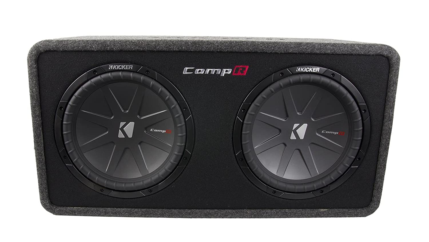 Kicker 3200w Loaded Enclosure 3000w Amplifier Kit Addition 4 Ohm Sub Wiring Diagram In Subwoofer Certified Refurbished Musical Instruments