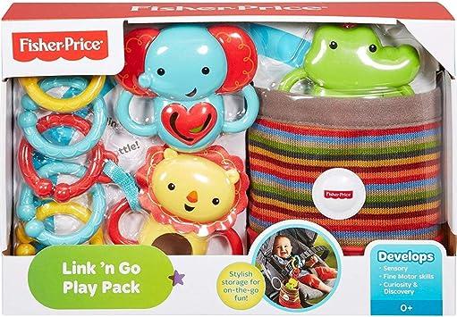 Fisher-Price Trio Activity de Paseo: Amazon.es: Juguetes y juegos