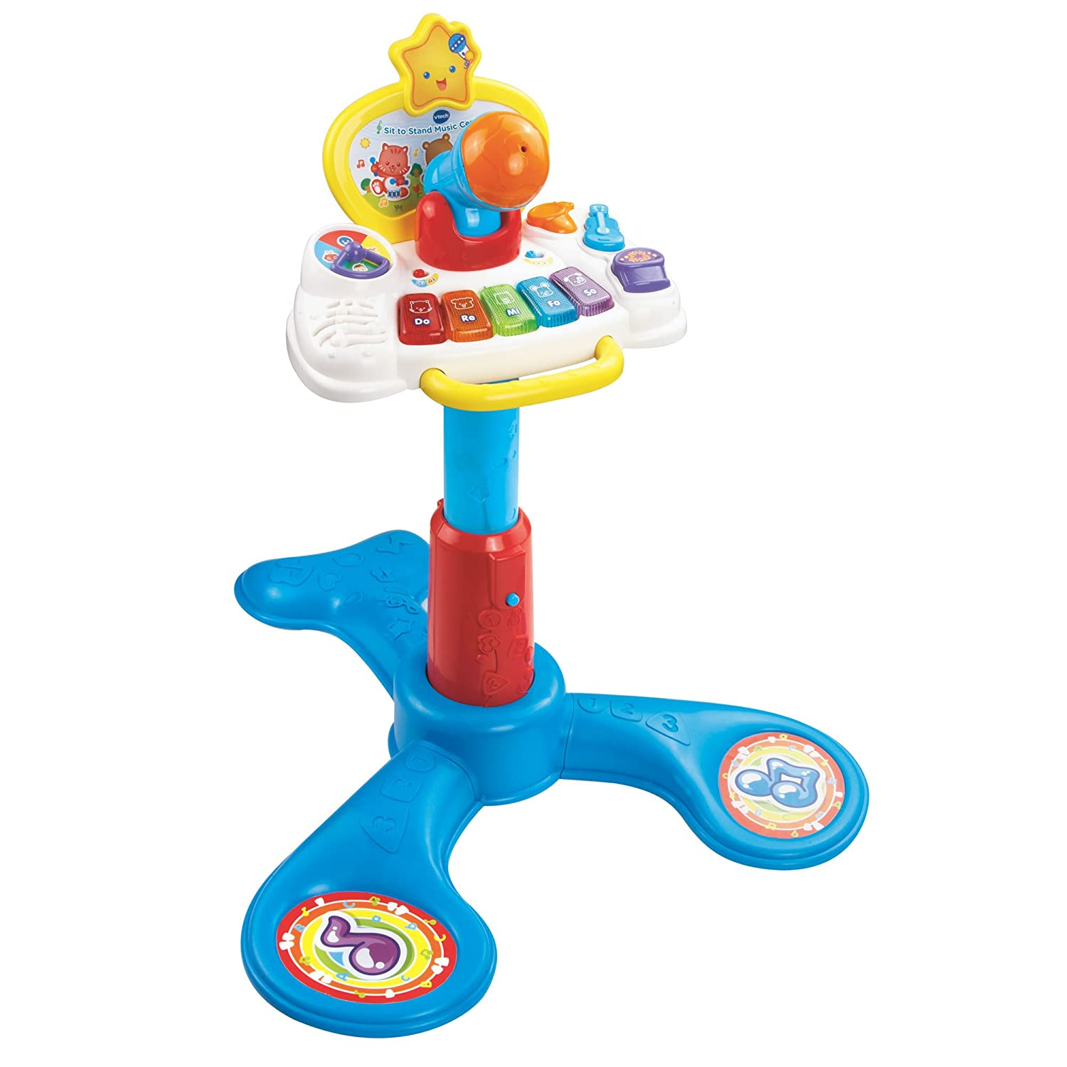 VTech Sit To Stand Music Centre VTech Baby Amazon Toys