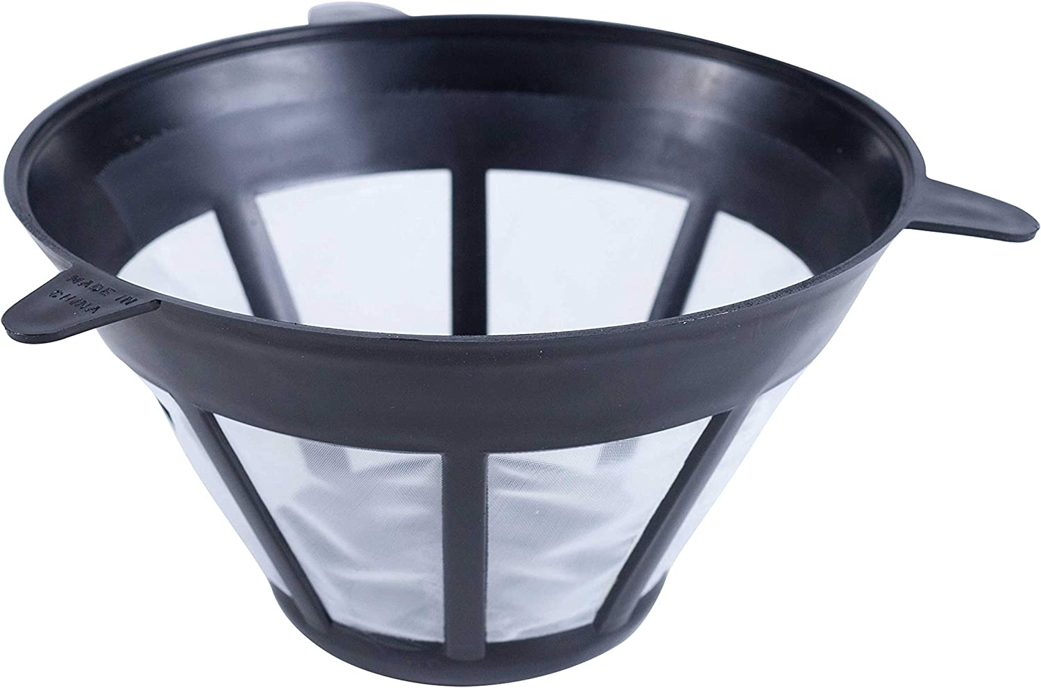 Fill 'N Brew Reusable Coffee Filter (Cone #4) - Fits am meisten Bosch, Regal, Krups und Melitta #4 Coffee Makers
