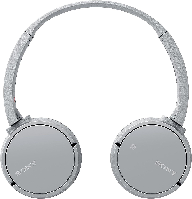 Sony WH-CH500 Casque Sans Fil Bluetooth Compact avec Prise dappels en direct Noir