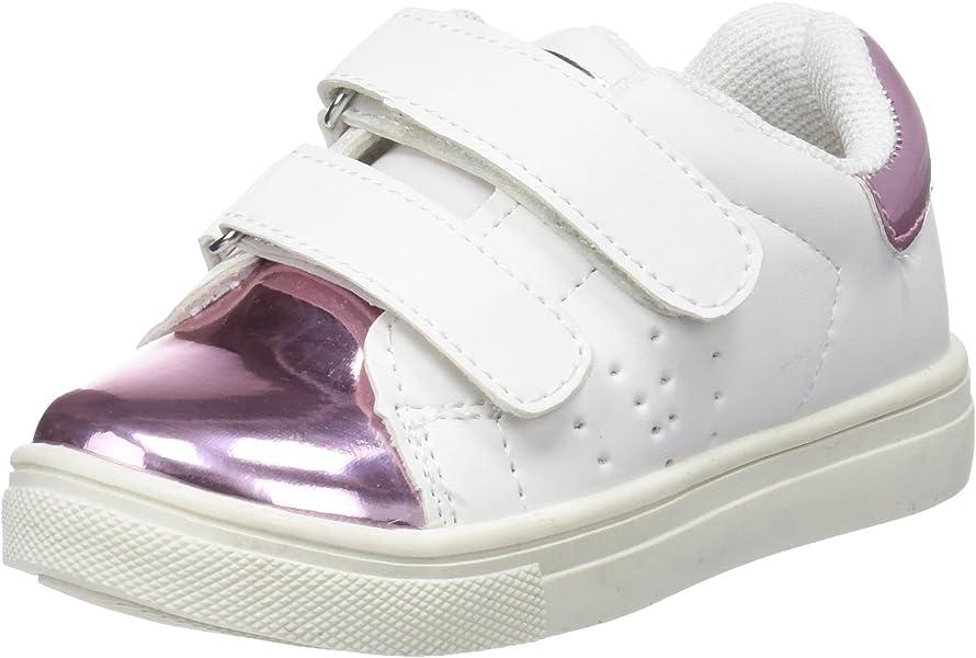 Conguitos Sneaker Cambio de Color, Zapatillas sin Cordones para Niñas