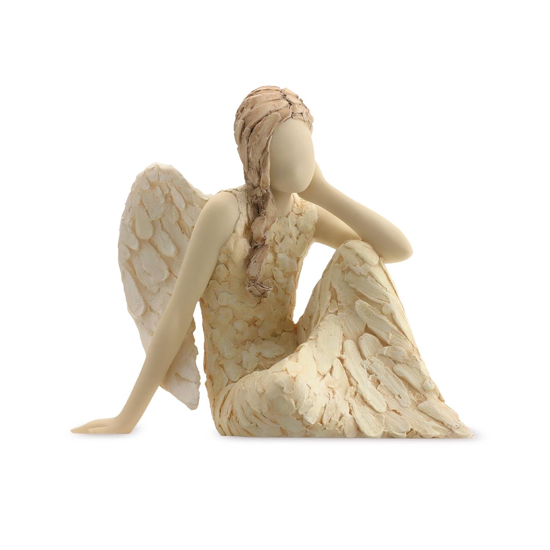 More Than Words Arora Design Sentimental Angel Figurine Happy Birthday