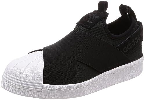 Adidas Superstar Slip On B37193 Zapatillas para Mujer, Core