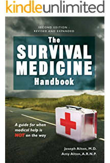 Amazon wilderness medicine 6th beyond first aid ebook the survival medicine handbook a guide for when help is not on the way fandeluxe Images