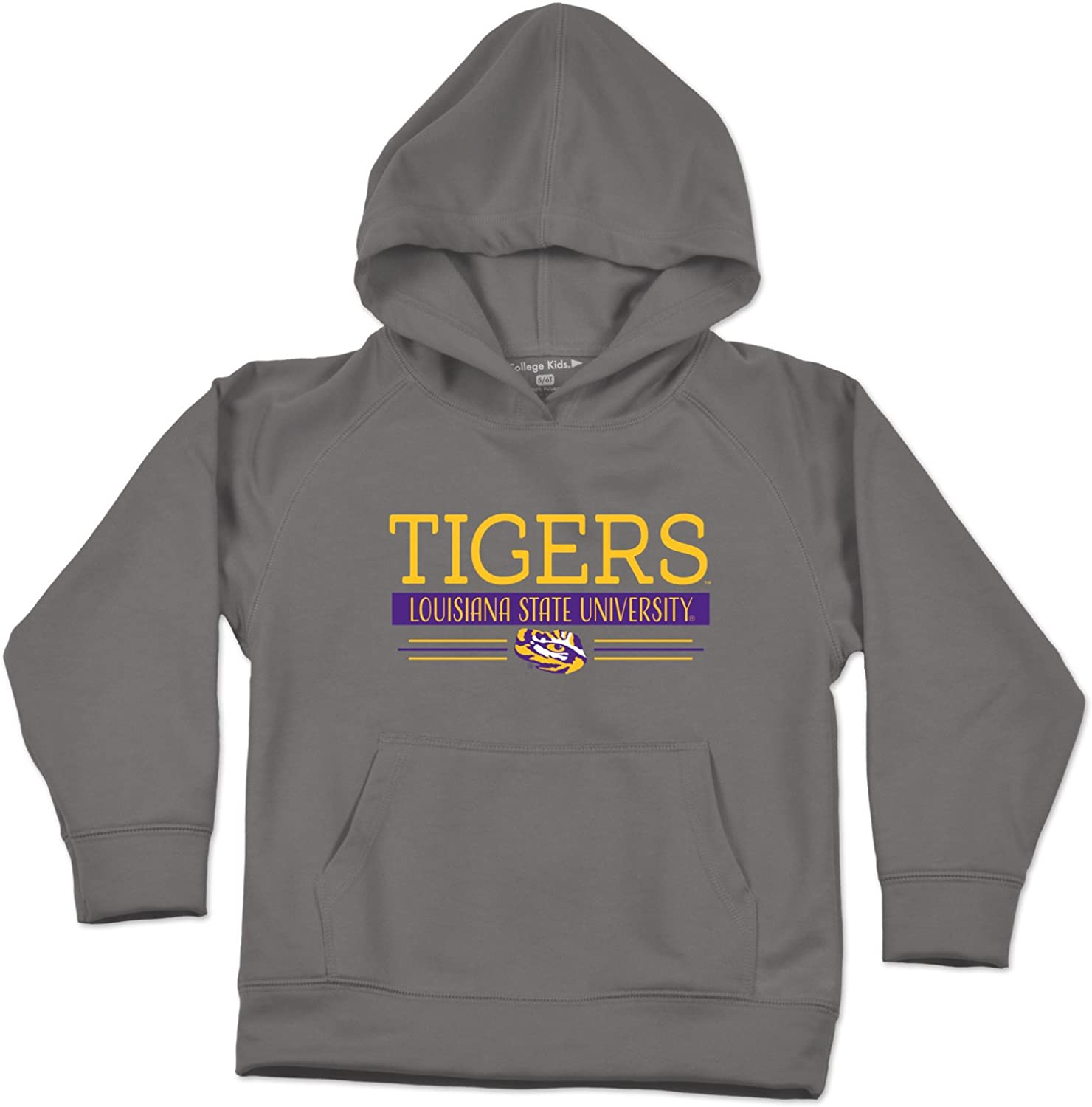 College Kids NCAA Toddler Active Poly Hood