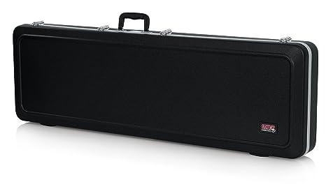 GATOR GC-BASS - Estuche para bajo de ABS (interior moldeado)
