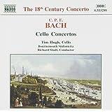 Carl Philipp Emanuel Bach: Cellokonzerte