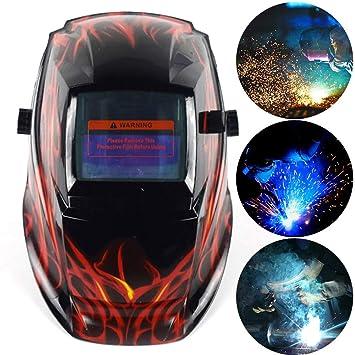 Máscara protectora de soldadura para oscurecimiento automático, solar, casco de soldadura, transpirable,
