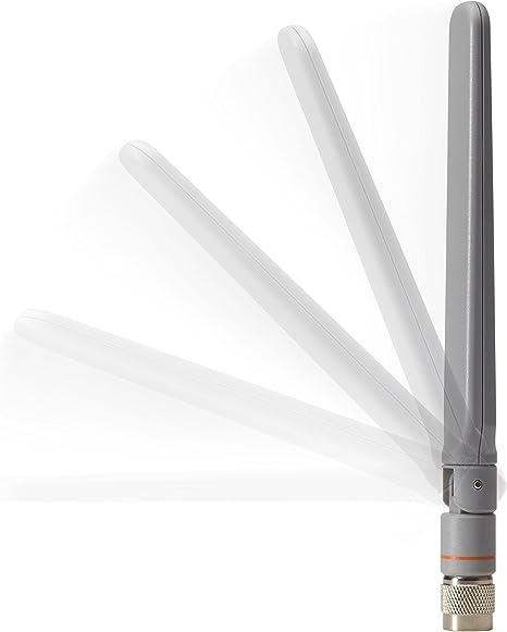 Cisco AIR-ANT2524DG-R=- Antena de Red, Plateado