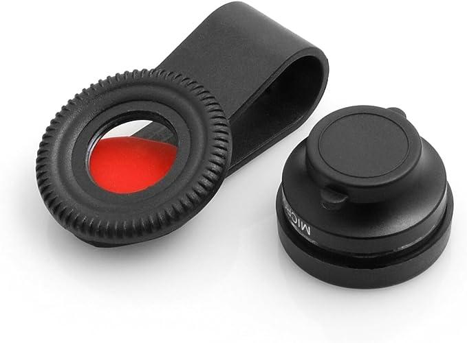 System-S Universal Clip-On 30X Microscopio Lente Macro para ...