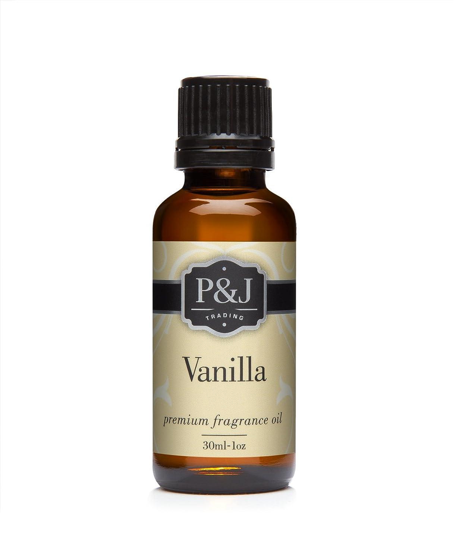 Vanilla Premium Grade Fragrance Oil - Scented Oil - 30ml/1oz P&J Trading FR30VAN
