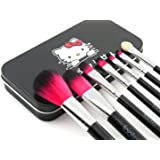 Foolzy® Makeup Brushes Set of 7