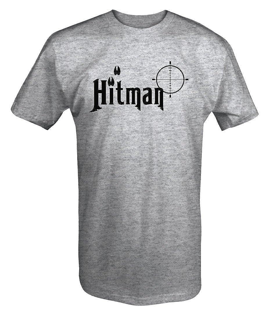 Hitman Tracks Hunting Rifle Scope T Shirt